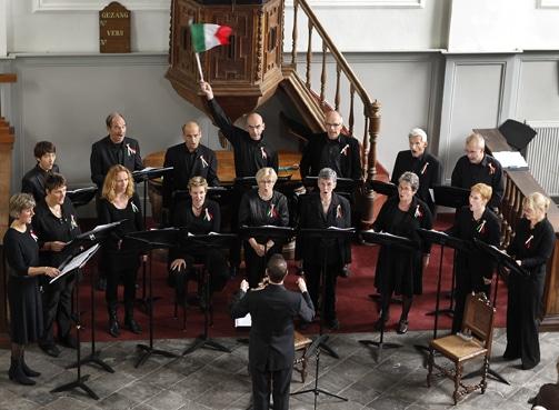 Concertreeks 'Insalata Mista', 9 en 13 oktober 2011