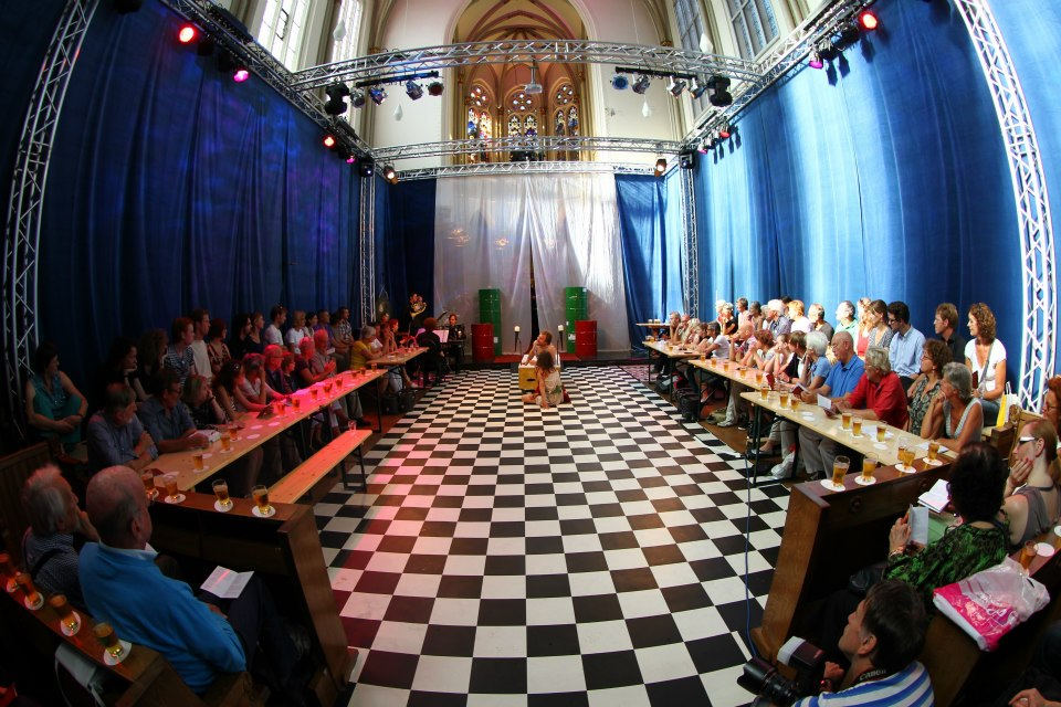 'Roes' 7, 8 en 9 september 2012