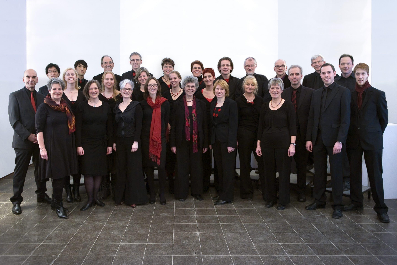 groepsportret Lingua e Musica