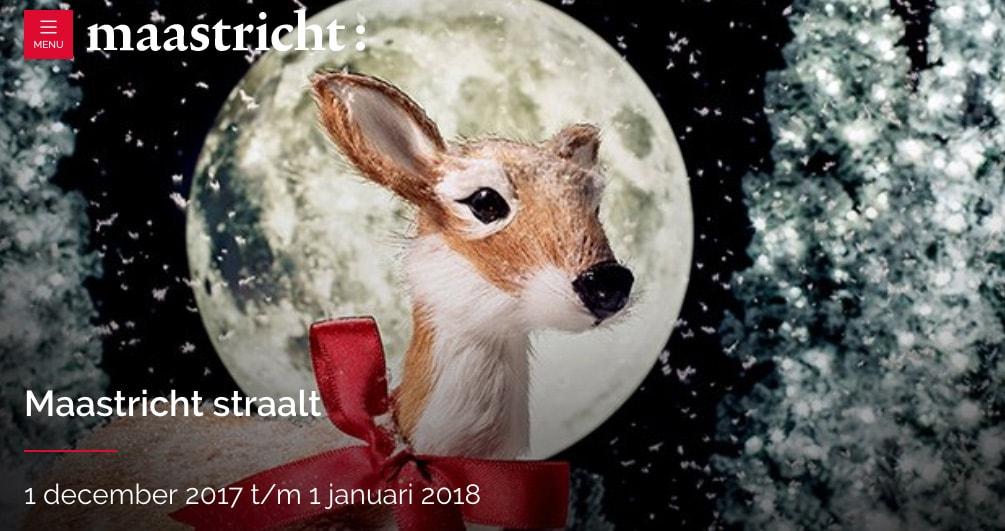 Magisch Maastricht donderdag 21 december – stationshal