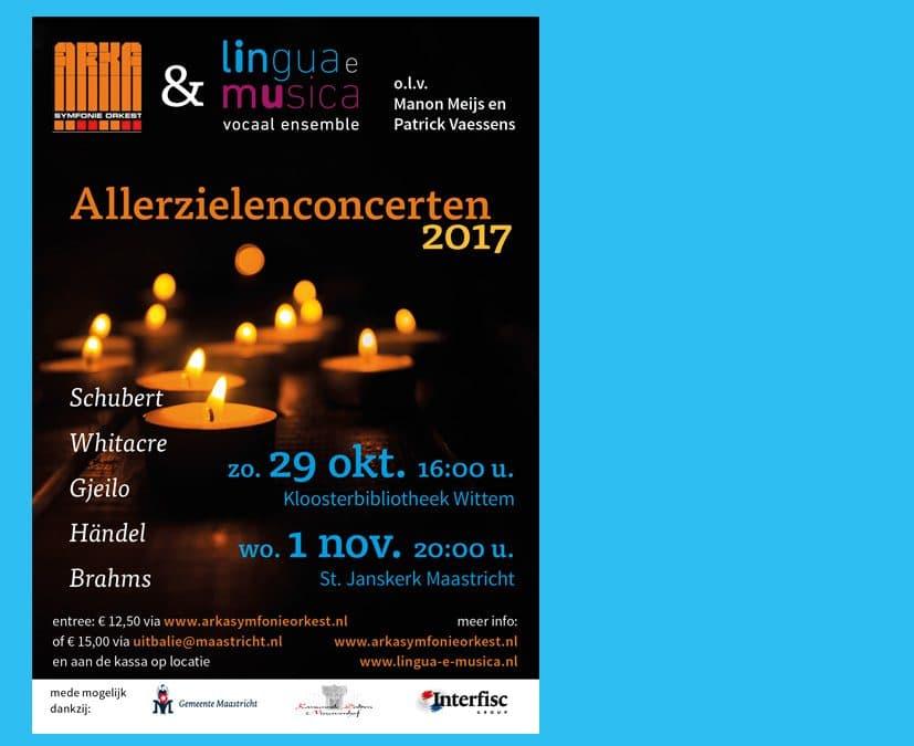 poster Allerzielenconcert 2017